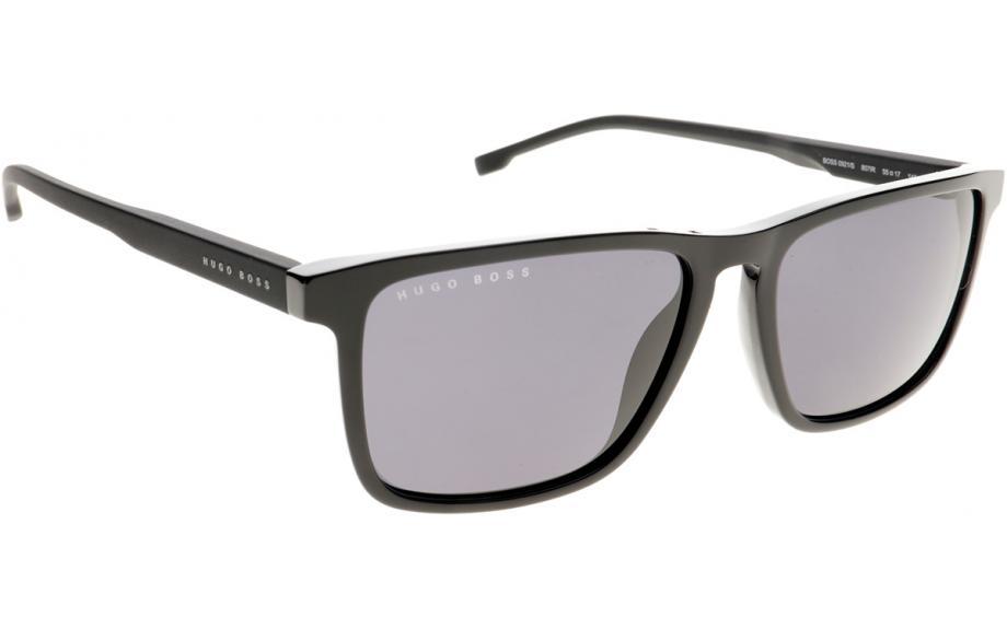 c96082a74c Hugo Boss Boss 0921 S 807 55 Okulary Przeciwsłoneczne Bezpłatna